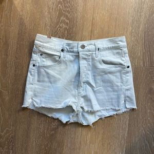 Citizens of Humanity denims shorts / size 26